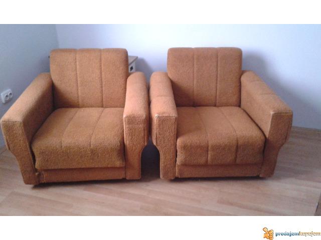 dve fotelje - 1/1