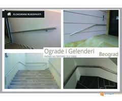 Ograde i Gelenderi Beograd-Radimo na teritoriji cele Srbije