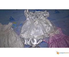 haljinice za krštenje nove