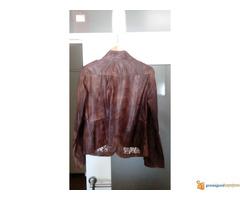 Zenska kozna kratka jakna - Slika 2/3