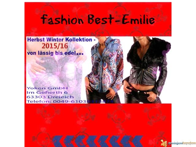 RIGINAL Best Emilie Svecana NOVA haljina - 3/3