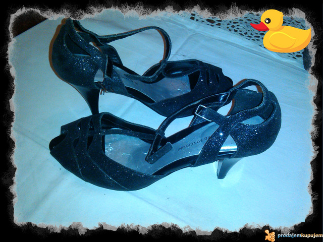 Nove sandale ALESSANDRO BONCIOLNI 37 sl.5 - 3/3