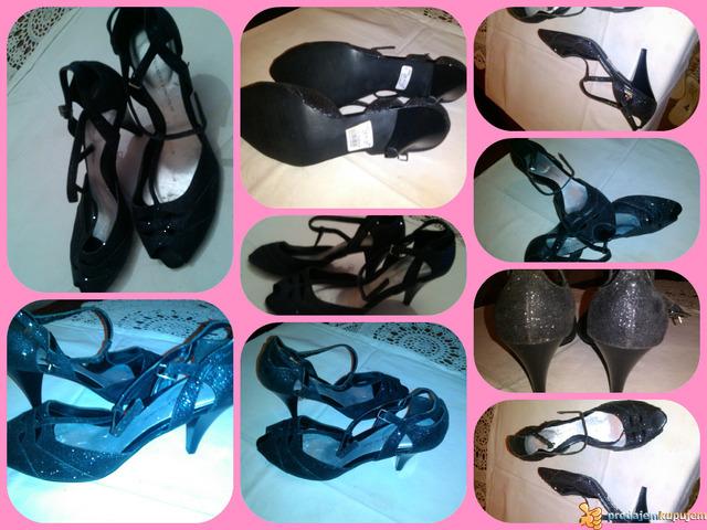 Nove sandale ALESSANDRO BONCIOLNI 37 sl.5 - 1/3