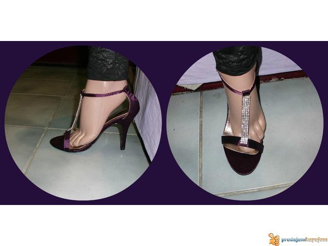 Sandale 38 sl.10 - 4/5