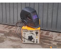 """Hitno prodajem """"Varstroj-varex 160"""" aparat za varenje"""