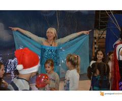 Novogodišnja predstava za decu