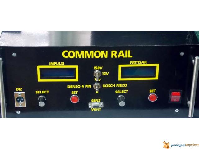 Elektronika za radni sto za test dizni Common Rail - 1/1