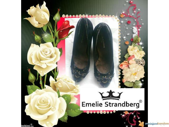 Crne cipele stikle br.39 sl.3 - 5/5