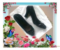 Crne cipele stikle br.39 sl.3 - Slika 4/5