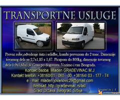 Transportne usluge