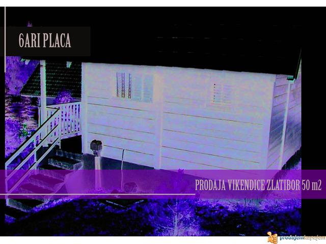 PRODAJA VIKENDICE NA ZLATIBORU 50m2-6 ARI PLACA - 3/3
