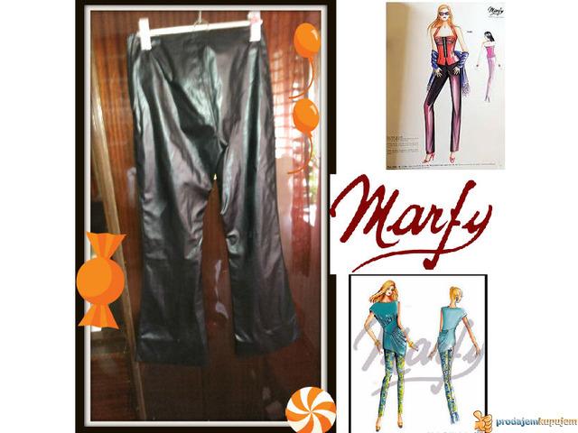 Kao kozne Marfy  pantalone 38 POSTARINA GRATIS !sl.10 - 2/5
