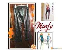 Kao kozne Marfy  pantalone 38 POSTARINA GRATIS !sl.10 - Slika 2/5