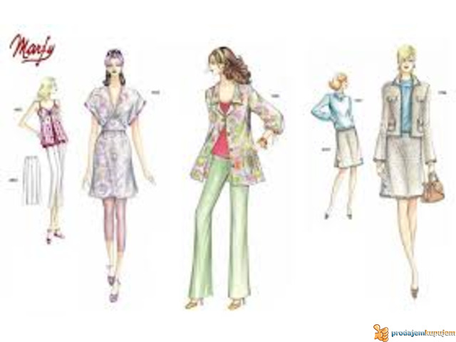 Kao kozne Marfy  pantalone 38 POSTARINA GRATIS !sl.10 - 5/5