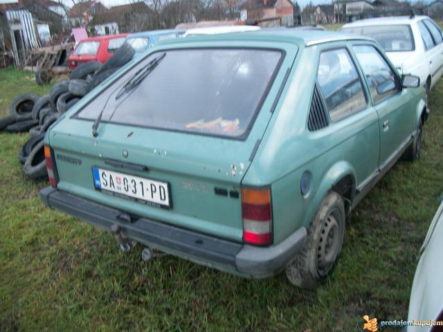 Opel kadet kocka delovi - 1/1