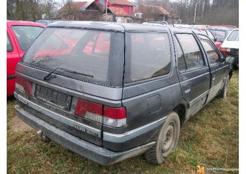 Pezo 405 karavan delovi povoljno