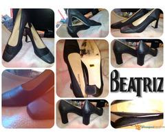 *BEATRIZ* satenske cipele 38 sl.14 - Slika 3/5