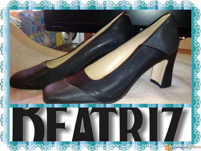 *BEATRIZ* satenske cipele 38 sl.14 - 5/5