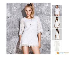 Markirana koncana haljina *DIVIDED* BY H&M sl.10 - Slika 1/5