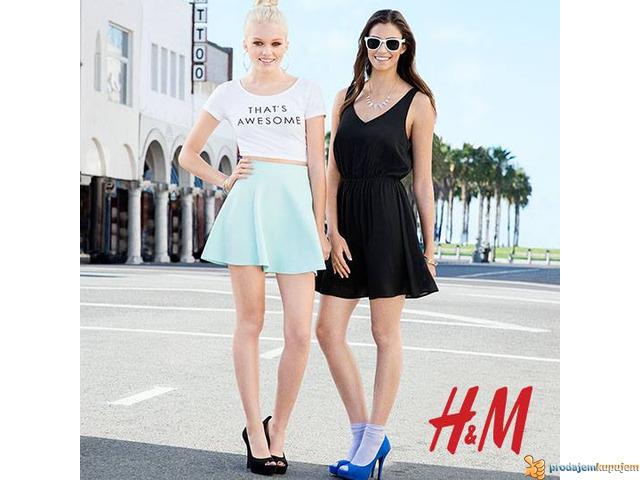 Markirana koncana haljina *DIVIDED* BY H&M sl.10 - 4/5