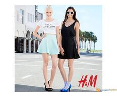 Markirana koncana haljina *DIVIDED* BY H&M sl.10 - Slika 4/5