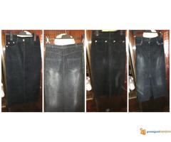 Atraktivna somot suknja sa cirkonima sl.10 - Slika 2/3