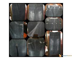 Atraktivna somot suknja sa cirkonima sl.10 - Slika 3/3