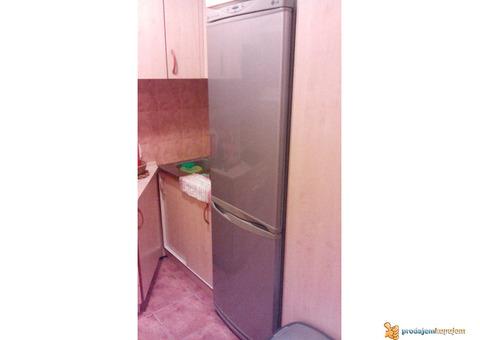 LG kombinovani frižider-zamrzivač silver