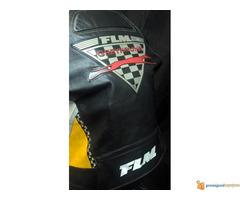 """FLM """"Greyhound"""" kožna moto jakna - Slika 4/5"""