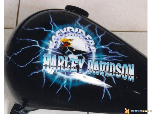 """AIRBRUSH """"Custom painting"""" oslikavanje i farbanje svih vrsta motocikala i kaciga - 2/5"""
