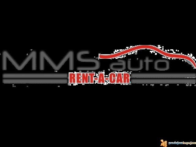 Rent a Car Beograd, rent a car aerodrom Nikola Tesla, MMS Auto rent - 1/3