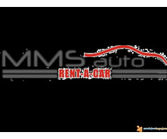Rent a Car Beograd, rent a car aerodrom Nikola Tesla, MMS Auto rent - Slika 1/3