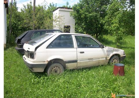 Mazda 323 delovi
