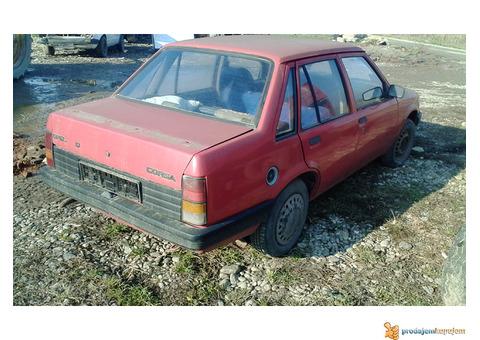 Opel corsa delovi