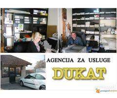 Agencija Dukat Arandjelovac