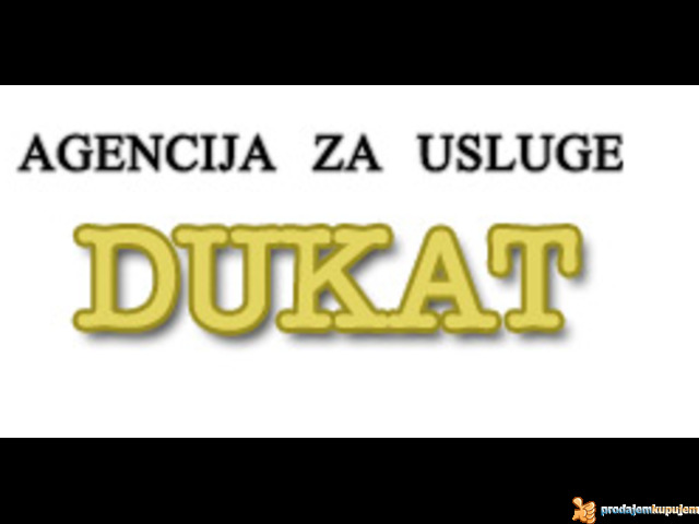 Agencija Dukat Arandjelovac - 2/2