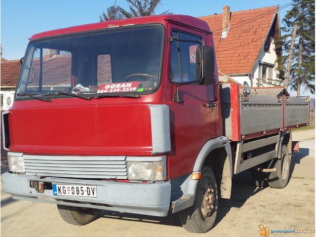 Prodajem kamion Zastava 640 - 2/5