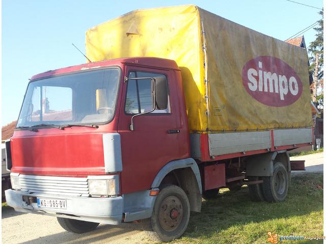 Prodajem kamion Zastava 640 - 4/5
