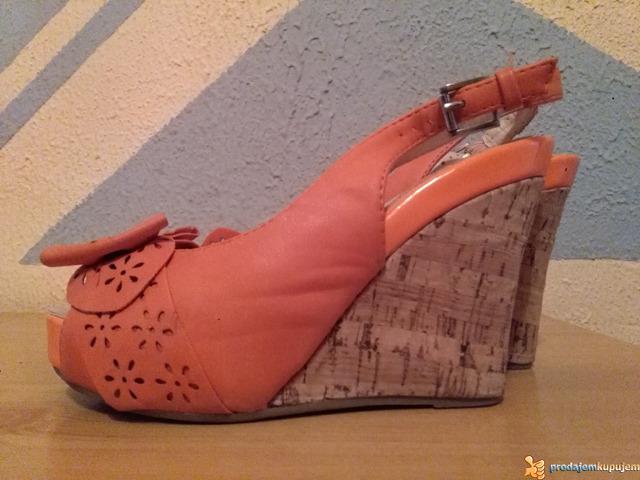 Sandale platforma - 1/2