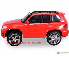 Mercedes GLK 300 Auto na akumulator 12V sa daljinskim Crveni - Slika 2/3