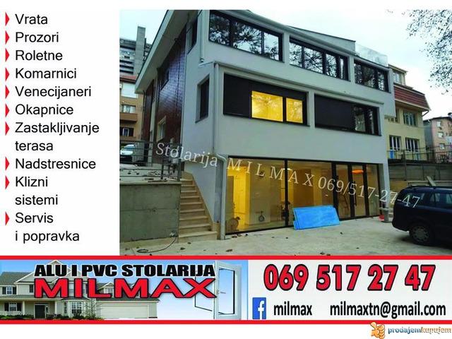 Proizvodnja i servis ALU i PVC stolarije u Beogradu - 3/5