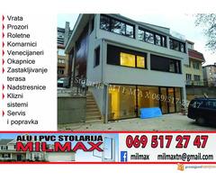 Proizvodnja i servis ALU i PVC stolarije u Beogradu - Slika 3/5