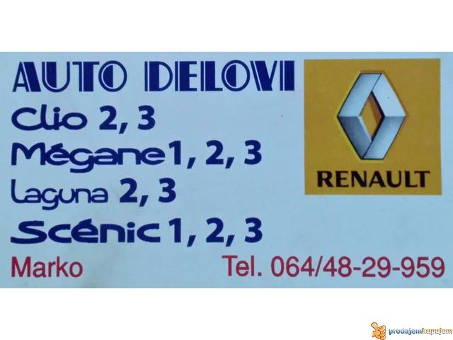Renault Polovni Delovi Sabac - 1/5