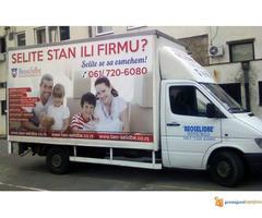 Izrada i lepljenje reklama, brendiranje vozila