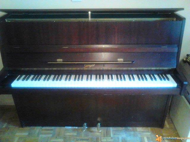 """Prodajem pianino marke """"GEYER"""" - 3/4"""