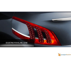 Peugeot Citroen delovi za auto - Slika 1/4