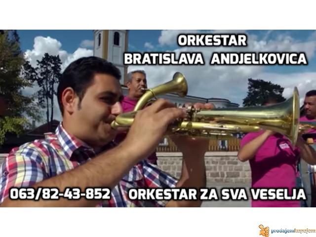 Trubaci Beograd - 1/4