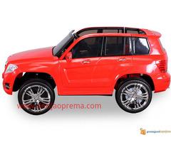Mercedes GLK 300 Auto na akumulator 12V sa daljinskim Crveni - Slika 3/4