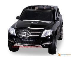 Mercedes GLK 300 Auto na akumulator 12V sa daljinskim Crni - Slika 1/3