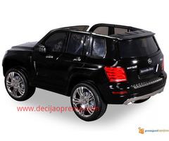 Mercedes GLK 300 Auto na akumulator 12V sa daljinskim Crni - Slika 3/3